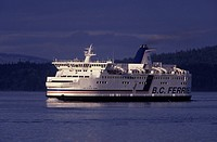 Spirit of British Columbia, B.C. Ferry, Victoria, British Columbia, Canada