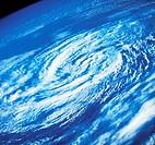 View of Hurricane Juan.
