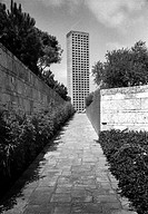 the highest building in Beyrouth, Lebanon