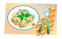 Illustration,food,dish