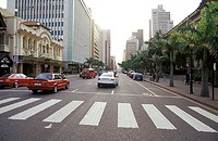 Downtown Durban, Kwazulu Natal, South Africa