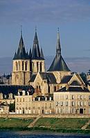 Château de Blois. Loir-et-Cher, France