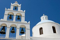 Church. Santorini, Greece