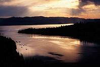 Lake Tahoe, California USA