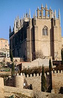 Church of San Juan de los Reyes, Toledo, Spain