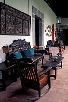 Antigua, Casa Popenoe/ Veranda