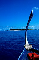 Maldivian pleasure boat, Maldives