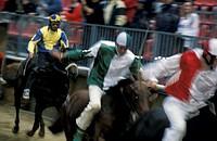 palio//horse racing, asti, italy