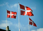 Danish national flag, Denmark