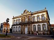 Town Hall, Pontevedra. Galicia, Spain