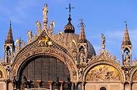 St. Mark´s basilica, Venice. Veneto, Italy