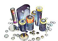 Bodegón batteries varied.