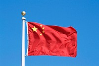 Flag of People´s Republic of China