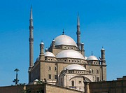 Mohamed Ali Mosque, Cairo, Egypt