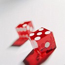 Close-Up of Dice