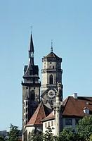 Stiftskirche, Stuttgart, Germany