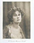 Photogravure after a photograph by Bassano Studio, from 'England's Beautiful Women'. Portrait of Jean Barbara (nee Ainsworth), Viscountess Massereene ...
