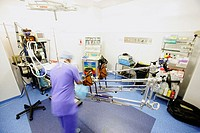 SURGERY ROOM<BR>Photo essay from hospital.<BR>Department of orthopedic surgery.