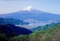 Mount Fuji, Yamanashi-ken, Japan