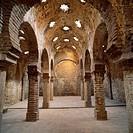Moorish baths in Ronda. Malaga province. Andalusia. Spain