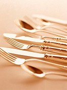 Close Up of Cutlery