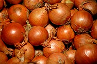 Onions for sale,