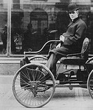 Henry Ford (1863 - 1947), founder of the Ford Motor Company and the Henry Ford Company (Cadillac). Inventor of the ´Quadricycle´, Ford introduced the ...