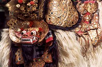 Indonesia, Bali, Barong Dancing