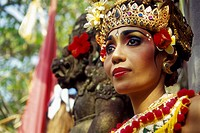 Indonesia, Bali, Kriss Dancer, Woman