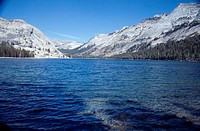 Tenaya Lake Yosemite National Park California USA