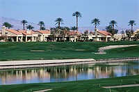 La Quinta Golf Course La Quinta California USA