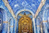 Almansil Church Algarve Portugal