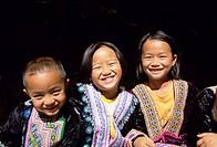 Hmong Hilltribe Chiang Rai Thailand