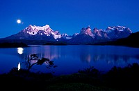 Lake Pehoe Torres del Paine National Park Chile