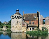 Scotney Castle, Tunbridge Wells, Kent, England