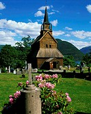 Kaupanger Stave Church Kaupanger Norway