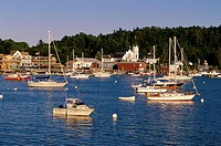 Boothbay Maine USA