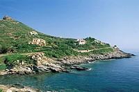 Cap Corse Corsica France