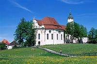 Wieskirche Bavaria Germany