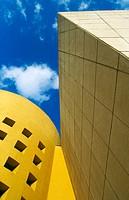 Architecture. Mexico.