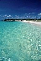 Little Water Cay Caicos Islands Turks and Caicos Islands