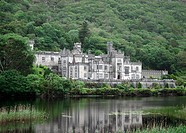 Kylemore Abbey. Connemara. County Galway. Ireland