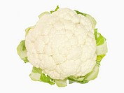 Close-up of a cauliflower