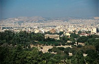 Greece, Athens, Akropolis