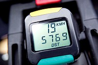 Speedometer of a bicycle (thumbnail)
