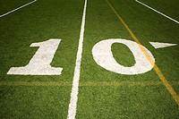 Ten yard line