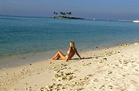 maldive, kuda huraa, four seasons resort, beach