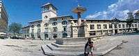 cuba, havana, plaza san francisco, terminal sierra maestra