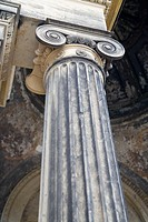 Ionic Column, Berlin, Germany