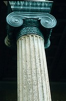 Ionic Column, Potsdam, Germany